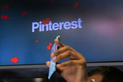Pinterest quarterly revenue, forecast disappoint; shares plunge