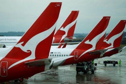 Qantas says cracks found in three 737 NG jets, will minimize customer impact