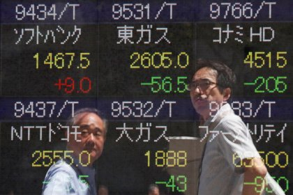 Asian shares at fresh three-month highs on China PMI surprise