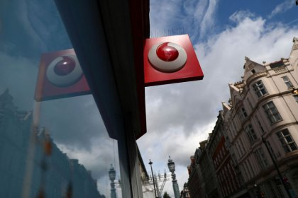 Britain's Virgin Media switches to Vodafone's mobile network