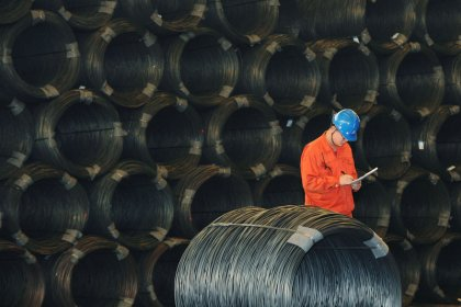China factory prices falter, while inflation soars to near eight-year high