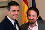 Spain's Socialists and Podemos reach unexpected deal to form a coalition