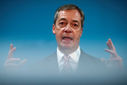 Brexit Party's Farage turns down electoral pact offer from PM Johnson's Conservatives - report