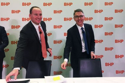 Calm, considered, Henry to steer BHP through choppy times