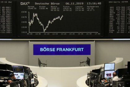 Stocks dip as China slowdown deepens, German economy weak
