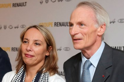 Renault's Delbos vies for CEO post as hunt narrows