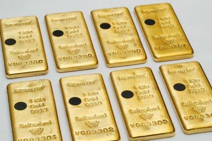 الذهب يهبط بفعل التفاؤل حيال اتفاق تجارة أمريكي صيني
