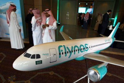 Saudi airline flynas in talks to exercise Airbus A320neo options