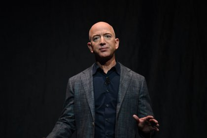U.S. watchdog backs Bezos' protest over key Pentagon launch program