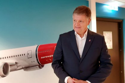 Norwegian Air appoints industry outsider as new CEO to lead restructuring