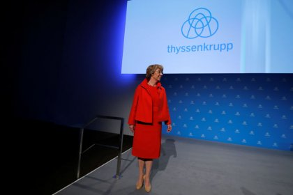 Thyssenkrupp shares plunge as new CEO paints bleak picture
