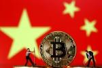 Bitcoin afunda para menor nível em 6 meses com anúncio de fiscalização na China