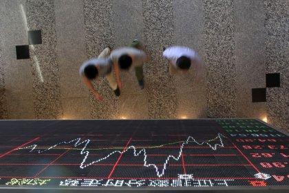 Asian stocks drop as Trump's new tariffs revive trade gloom