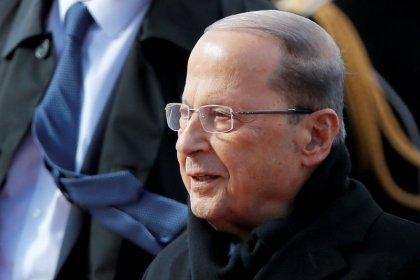 الرئيس اللبناني يعبر عن أمله في تشكيل حكومة قريبا
