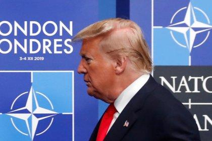 ترامب ينتقد حملة إيران على المتظاهرين