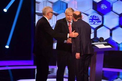 Johnson, Corbyn wage Brexit battle in final debate before UK election