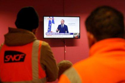 Reforma da Previdência da França afetará novos trabalhadores a partir de 2022