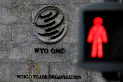 Alemanha quer encontrar solução para Órgão de Apelação da OMC até junho, diz porta-voz
