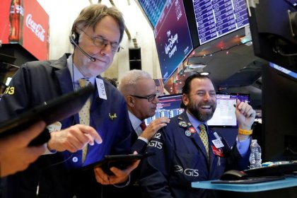 Global stock index hits record high as U.S.-China trade deal optimism climbs