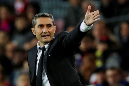 Barca fully focussed on Sociedad before Clasico - Valverde