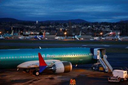 Boeing's European suppliers fall as U.S. planemaker's crisis deepens