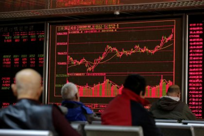 Asian shares outperform global peers in December, but yearly gains lag