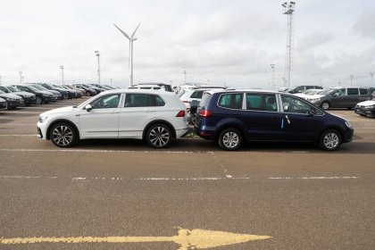 UK car sales hit six-year low on Brexit and emissions uncertainty