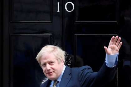 UK will not extend Brexit transition period - Johnson's spokesman