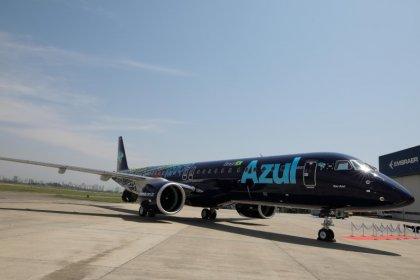 Azul compra aérea regional TwoFlex, amplia operações em Congonhas
