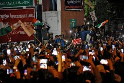 In India, a firebrand's anti-Modi mantra resonates at nationwide protests
