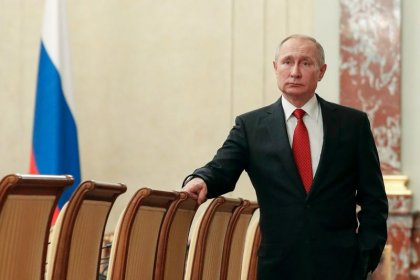 Putin unveils shake-up that could extend his influence as cabinet quits