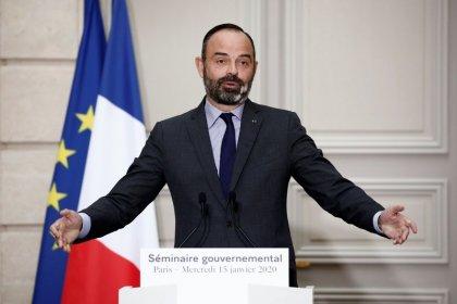 """La grève """"sans issue"""", """"détermination totale"""", dit Philippe"""