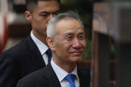 Chine: La croissance économique de 2019 attendue au-delà de 6%, selon Liu He