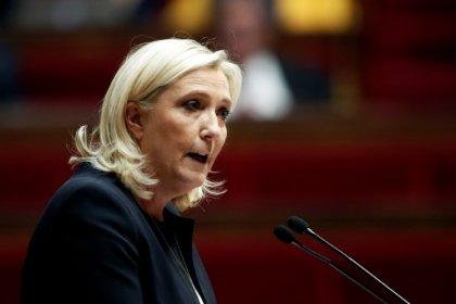 Marine Le Pen se déclare pour la présidentielle de 2022