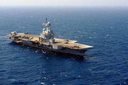 La France va déployer le porte-avions Charles-de-Gaulle au Levant