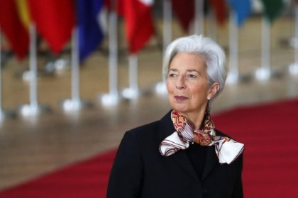 Euro é base para prosperidade, não fonte de injustiça, diz Lagarde