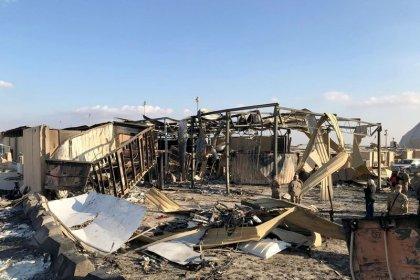Eleven U.S. troops injured in Jan. 8 Iran missile attack in Iraq