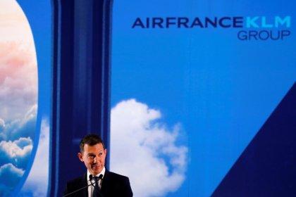 L'efficacité des flottes d'Air France et KLM peut s'améliorer, selon son directeur général