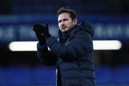 Lampard 'very happy' with Barkley amid West Ham talk
