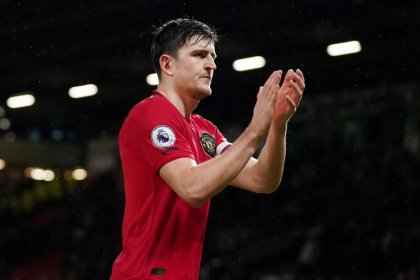 Maguire captaincy latest move in Solskjaer's United project