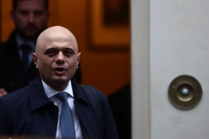 Javid aims to double UK growth after Brexit - FT