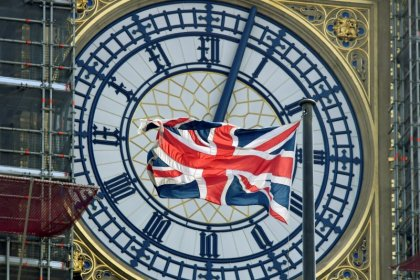 No Big Ben bongs: UK government plans light show to mark moment of Brexit