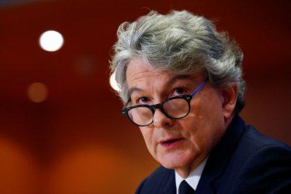 بريتون: أوروبا مستعدة لاتخاذ إجراء بشأن الضريبة الرقمية، إذا فشلت منظمة التعاون الاقتصادي