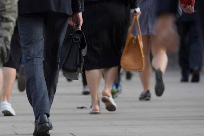 UK jobs boom returns as Bank of England considers rate cut