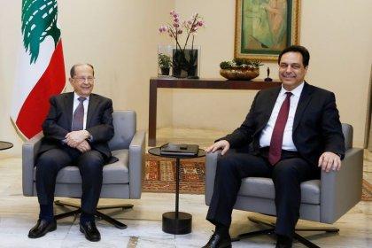 الحكومة اللبنانية الجديدة تجتمع للمرة الأولى