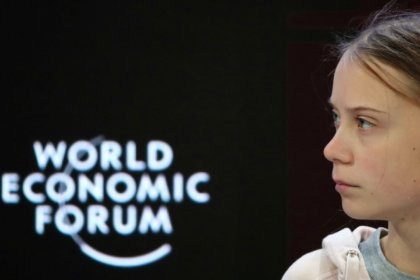 Oil industry in Davos: torn between Greta and Trump