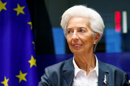 ECB policy is not on 'autopilot', Lagarde on Bloomberg TV