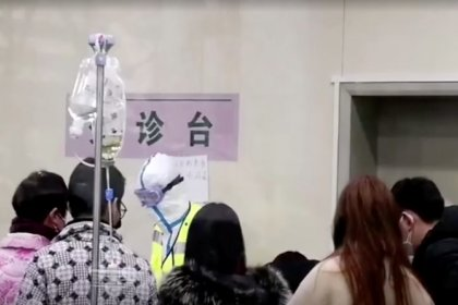 Província de Hubei, na China, confirma mais 15 mortes por coronavírus