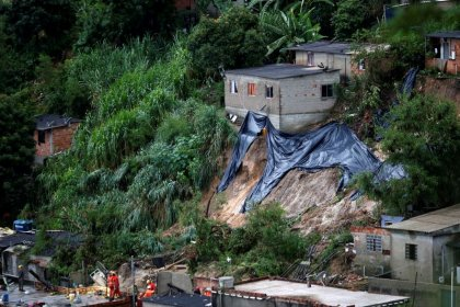 Chuvas em MG já mataram 37 pessoas, diz Defesa Civil