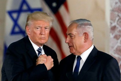Trump to meet with Israel's Netanyahu and Gantz on peace plan on Monday